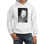 Man / Language: Heidegger Hooded Sweatshirt