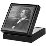 Power of Dreams: Goethe Keepsake Box