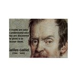 Error of Conformity Galileo Rectangle Magnet (10 p
