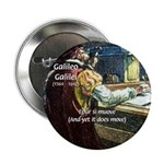 "Stubborn Resistance Galileo 2.25"" Button (10 pack)"