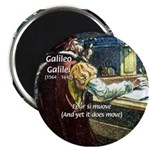 "Stubborn Resistance Galileo 2.25"" Magnet (10 pack)"