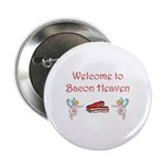 "Bacon Heaven 2.25"" Button"