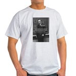Paul Dirac Quantum Theory Ash Grey T-Shirt