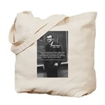 Paul Dirac Quantum Theory Tote Bag