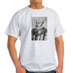 Power of Mind: Montaigne Ash Grey T-Shirt