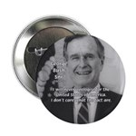 "Politics George W. Bush Snr 2.25"" Button (10 pack)"