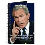 Terrorism George W. Bush Journal