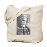 Anaximenes Air Philosophy Tote Bag