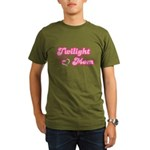 Twilight Mom Organic Men's T-Shirt (dark)