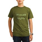 Wasabi Nights Organic Men's T-Shirt (dark)