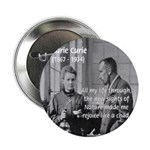 "Marie Curie Physics Liberty 2.25"" Button (100 pack"