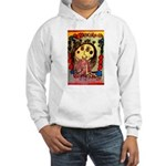 Kids Art: Pablo Picasso Quote Hooded Sweatshirt