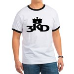 3 Kings Day Ringer T