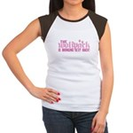 WP is bringing sexy back! Women's Cap Sleeve T-Shi