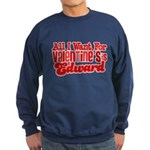 Edward Valentine Sweatshirt (dark)