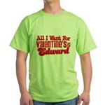 Edward Valentine Green T-Shirt