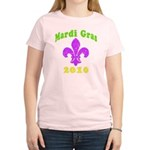 Mardi Gras Women's Light T-Shirt
