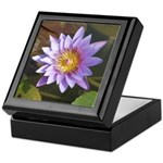 lotus keepsake box