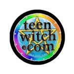 "TeenWitch  3.5"" Button (10"