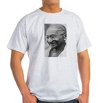 Power of Truth Gandhi Ash Grey T-Shirt