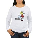 Organizer Women's Long Sleeve T-Shirt