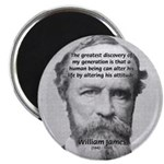 "Attitude Perception on Life 2.25"" Magnet (100 pack"