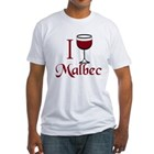 malbec wine t-shirt