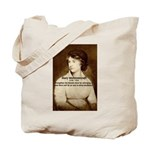 Philosophical Feminism Tote Bag