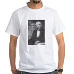 Nature Wordsworth Poetry White T-Shirt