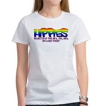 Anti Liberal Hippies Women's T-Shirt