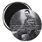 Albert Camus Philosophy Quote Magnet