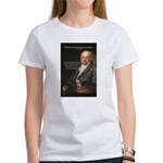 Goya Fantasy Monster Quote Women's T-Shirt