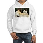 Impressionist Art Manet Hooded Sweatshirt