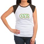 Christmas Oy! Women's Cap Sleeve T-Shirt