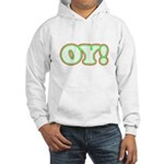 Christmas Oy! Hooded Sweatshirt