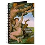 Sistine Chapel Adam & Eve Journal