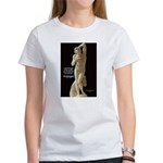 Michelangelo Angel in Sculpture Women's T-Shirt