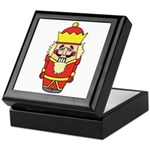 Nutcracker Keepsake Box