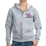 I want to Dance with Kym Women's Zip Hoodie