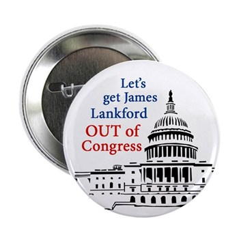 Get James Lankford Out of Congress button