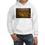 Artist Pissarro: How to Paint Hooded Sweatshirt