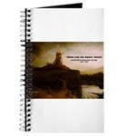 Rembrandt Painting & Quote Journal