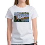 Renoir Painting: Art & Beauty Women's T-Shirt