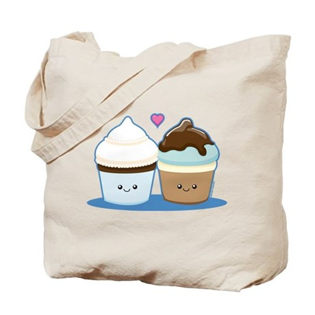 Wedding Cupcakes Tote Bag