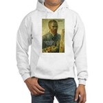 Vincent Van Gogh Quote Hooded Sweatshirt
