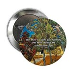 "Artist Van Gogh Painting 2.25"" Button (100 pack)"