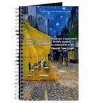 Vincent Van Gogh Color Art Journal