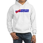 Howard Dean Defeatocrat Hooded Sweatshirt