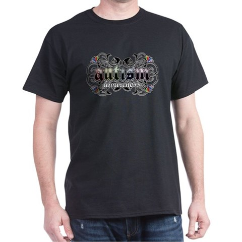 Autism Awareness Dark T-Shirt