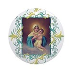 MTA - Our Lady of Schoenstatt Ornament (Round)